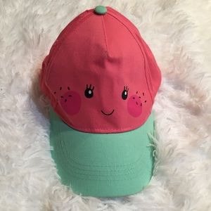 Other - 🌼2 for $10🌼 Child's watermelon face baseball cap
